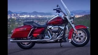 Découvrez quelques nouveaux modèles 2017 de Harley-Davidson