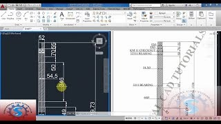 SHAFT DETAIL DRAWING || AUTO-CAD 2D PRACTICE DRAWING || BASIC TUTORIALS FOR BEGINNERS #143