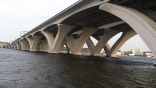 Navegando en Potomat River VIP