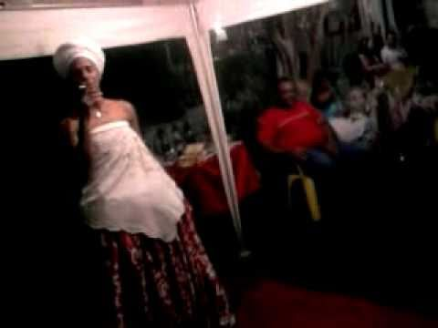 Chamando pombogira Maria Mulambo
