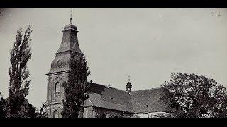 Zagórów 1910 - 1915 - Kościół św. Piotra i Pawła