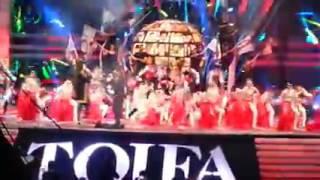 Shahrukh n Grini   Jabra Fan in Arabic   YouTube