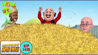 Motu Banega Don - Motu Patlu in Hindi WITH ENGLISH, SPANISH & FRENCH SUBTITLES