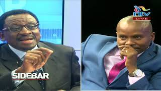 James Orengo & Kithure Kindiki debate fresh elections & IEBC - Sidebar
