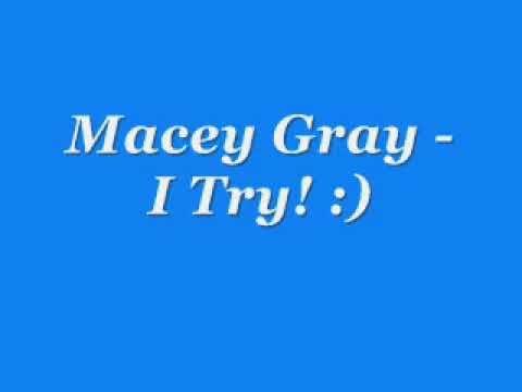 I Try - Macy Gray  Lyrics