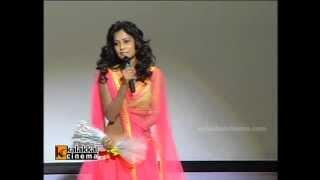 Disha Pandey and Richa Panai at Manathil Mayam Seithai Movie Audio Launch