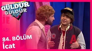 Güldür Güldür Show 84. Bölüm, İcat Skeci