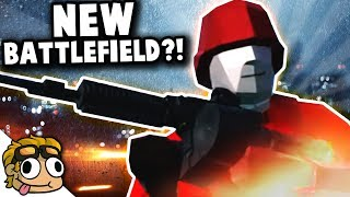 NEW BATTLEFIELD with RAVENFIELD MODS?! | Ravenfield Weapon and Vehicle Mod Beta Gameplay