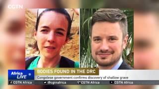 Bodies found in DR Congo's Kasai region could be of UN investigators