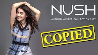 Anushka Sharma CAUGHT COPYING, Clothes Line In Trouble