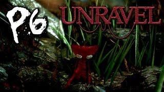 Unravel《毛綫小精靈》Part 6 - 最黑暗的一集
