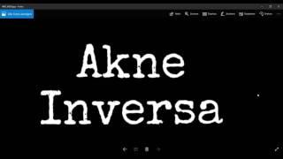Akne INVERSA - Ursache Männliche  Sexualhormone androgene !?!
