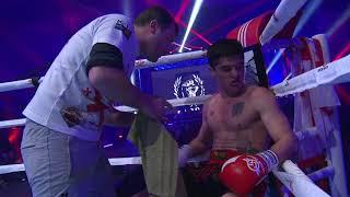 Mix Fight 40 - Goga Jalagonia vs Arbi Emiev