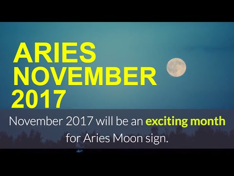 Xxx Mp4 Aries Mesha Rashi Monthly Horoscope For November 2017 Aries Astrology Moon Sign Predictions 3gp Sex