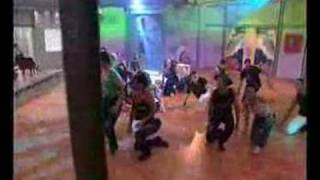 Fama Gala 3 parte coreo improvisada 3abr