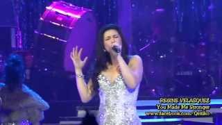 Regine Velasquez - You Made Me Stronger (SILVER...Rewind! January 5, 2013)