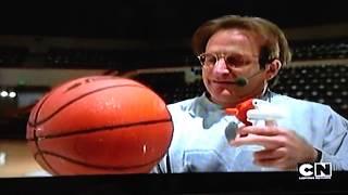 Flubber - Basketball Experiment
