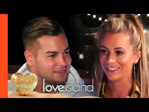 Xxx Mp4 FIRST LOOK Will Olivia And Chris Make It Official Love Island 2017 3gp Sex