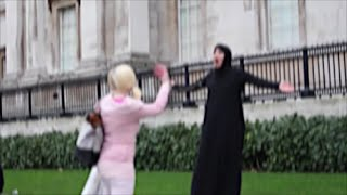 Hijab Abuse in public (SOCIAL EXPERIMENT!!)