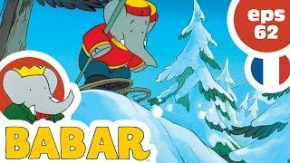 BABAR - EP62 - Un enfant dans la neige