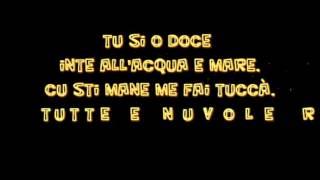 Gigi D'alessio Ft Anna Tatangelo - O' Core e na femmena Testo