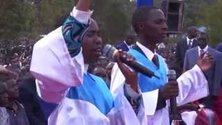 Repentance And Holiness Ministry Worship Duo - Praise Him