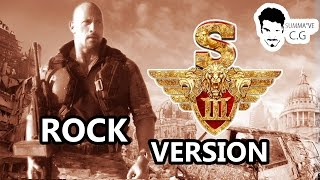 S3 Official Teaser Rock Version | Tamil | Suriya | Summa've C.G | Singam 3 Teaser Rock Version |