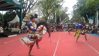 Putra Manggala At Festival Jaran Kepang Malang 2017