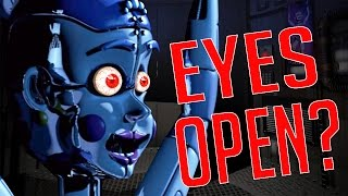 BALLORA'S EYES ARE DEADLY! | Five Nights at Freddy's Sister Location