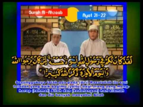 Qori' Indonesia H Muammar Z A Dan H Chumaidi Berduet 6 part 1.flv