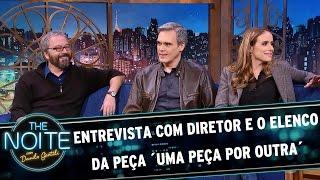 Entrevista com Dalton Vigh, Camila Czerkes e Brian Penido | The Noite (25/04/17)