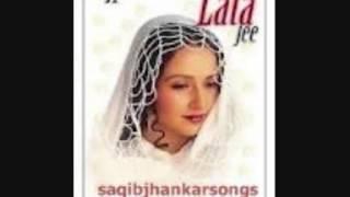 Ghar Aaya Mera Pardesi - Lata Ji (Digital Jhankar).