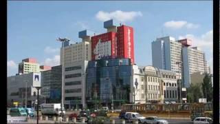 Największe polskie miasta / The biggest Polish cities
