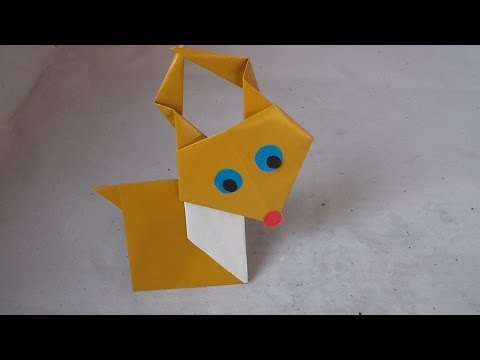 How to Make a Christmas Reindeer with simple paper