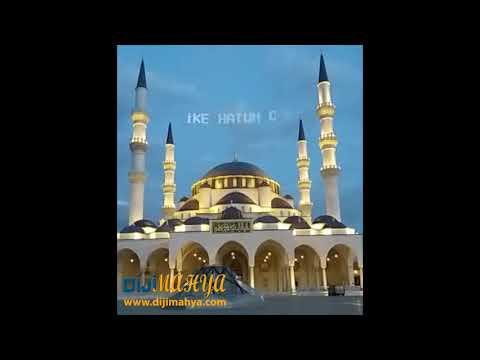 Melike Hatun Camii - Ankara