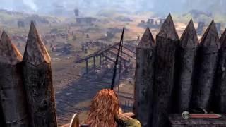 Mount & Blade II: Bannerlord Gamescom 2016 Siege Defence Gameplay