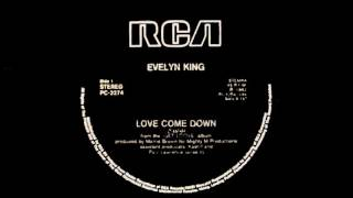 Love Come Down - Evelyn 'Champagne' King - HD - 1080p