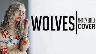 Selena Gomez - Wolves (Madilyn Bailey Cover) [Full HD] Lyrics