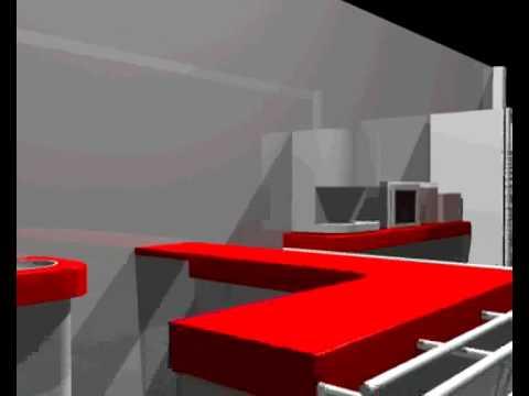 Klee Diseño / Ferry Fast Food