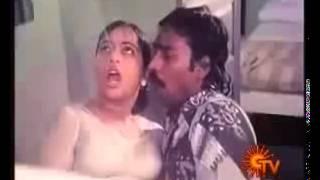 Telugu Aunt Spicy Hot Masala First Night Scene Bath Scene