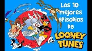 Los 10 Mejores Episodios de Looney Tunes en Español Latino | Top Ten Dibujos Animados Clásicos HD