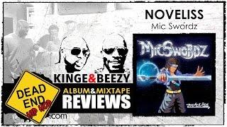 Noveliss - Mic Swordz EP Review | DEHH