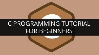 C Programming Tutorial for Beginners | Edureka