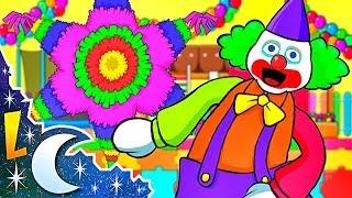 Rompe La Piñata - Canciones Infantiles - Videos para niños