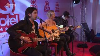 The Common Linnets - 'Calm After The Storm' (live in het Q-hotel 2014)