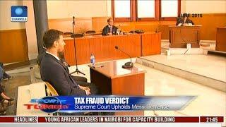 Tax Fraud Verdict: Supreme Court Upholds Messi Sentence