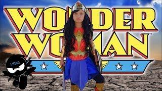 Wonder Woman kids parody