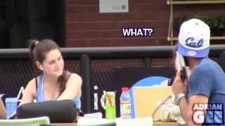 Girl Masturbates In The Library PRANK!! - PrankMeNow!!