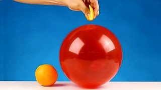 INCREDIBLE SCIENCE EXPERIMENTS l 5-MINUTE CRAFTS COMPILATION