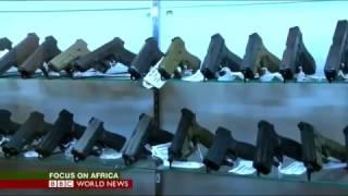 US Gun Ownership - BBC World Service